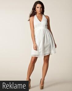 Vero moda hvid sommerkjole 2013