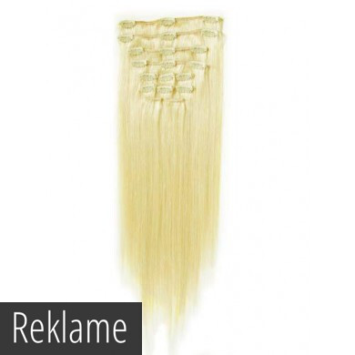 Brug hår extensions og få langt og flot hår