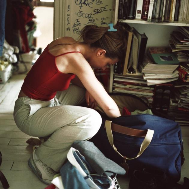 3 gode måder at opbevare dit tøj på
