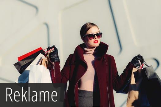 Stil din shoppelyst i nye dele af verden