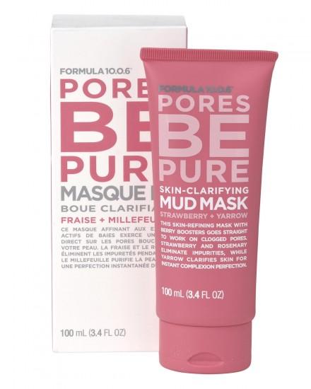 Effektiv og billig dybderensende maske