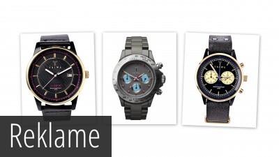 Lækre Triwa ure til mænd og kvinder