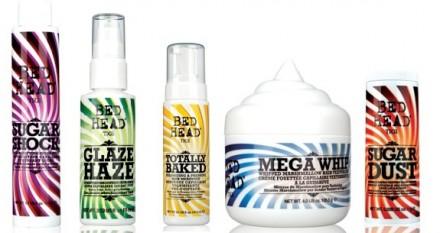 Tigi Candy Fixations -Tigi's nye hårstylingsprodukter