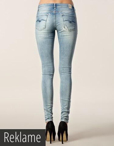 Lækre jeans til sommeren
