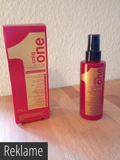 Test – Uniq One All in one hairtreatment
