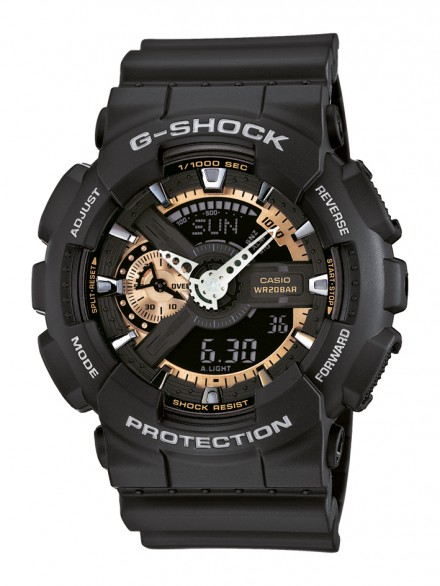 Casio G-shock ure