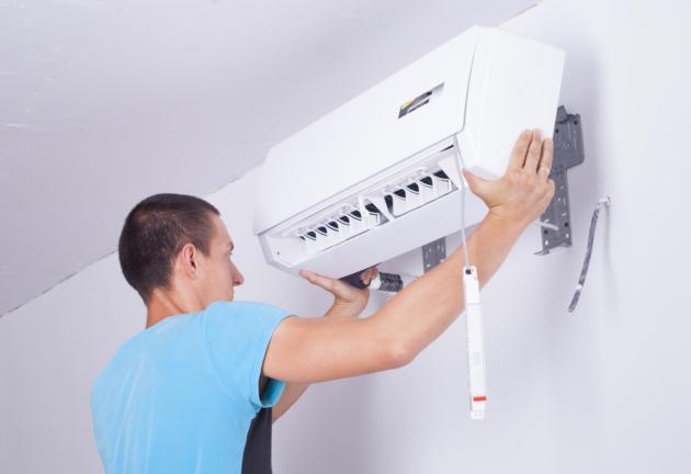 Bæredygtig varmepumpe med stil