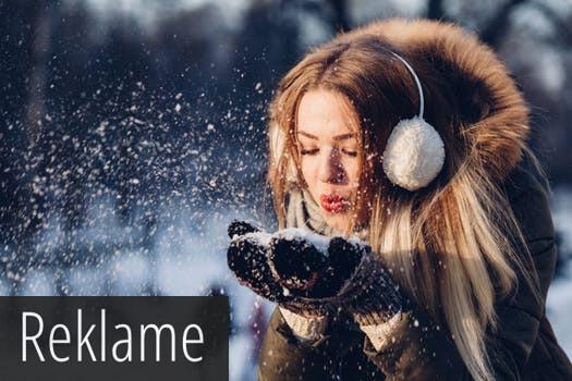 Undgå tør hud om vinteren