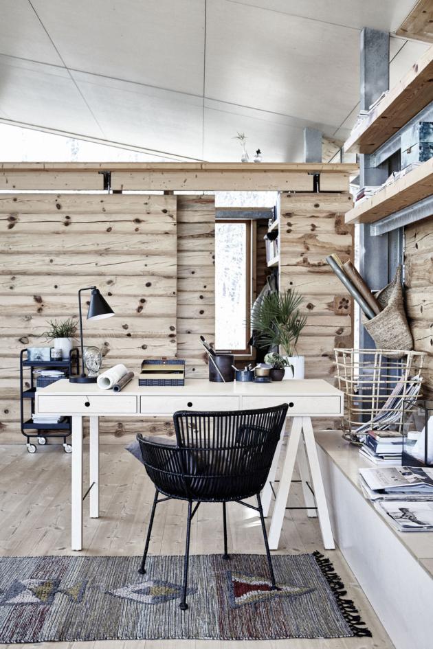 Det perfekte kontor – med lidt hjælp fra House Doctor