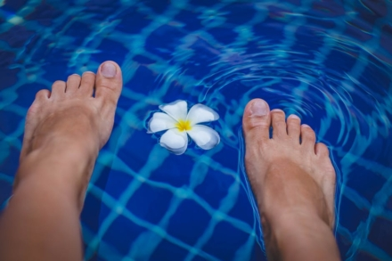 Pas godt på dine fødder med fodmassage