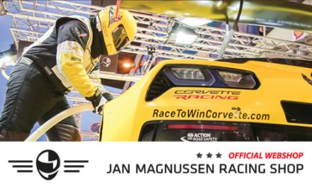 Støt op omkring Jan Magnussen
