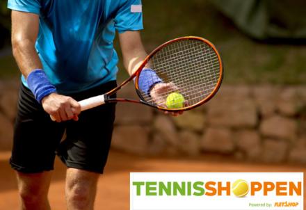 Wilson tennissko er til manden der vil fremad
