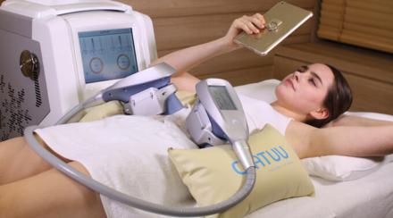 Clatuu 360° er den nyeste teknologi indenfor fjernelse af fedt på kroppen