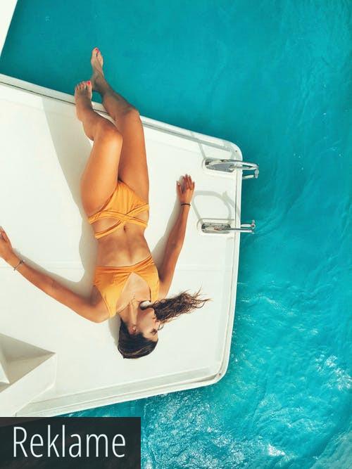 Bliv bikiniklar til sommeren