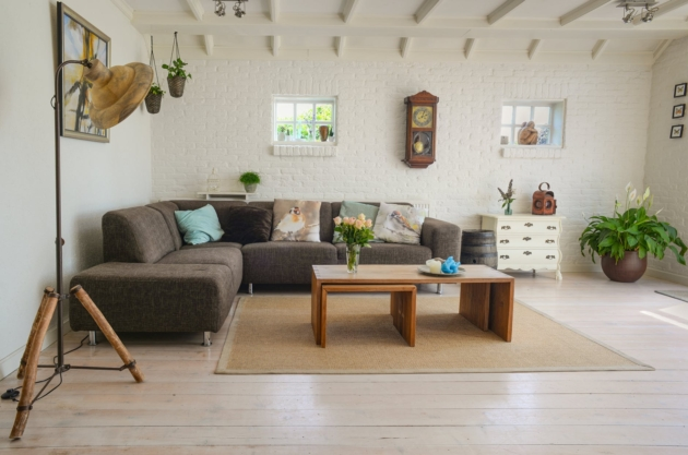 Et moderigtigt hjem er et rent hjem