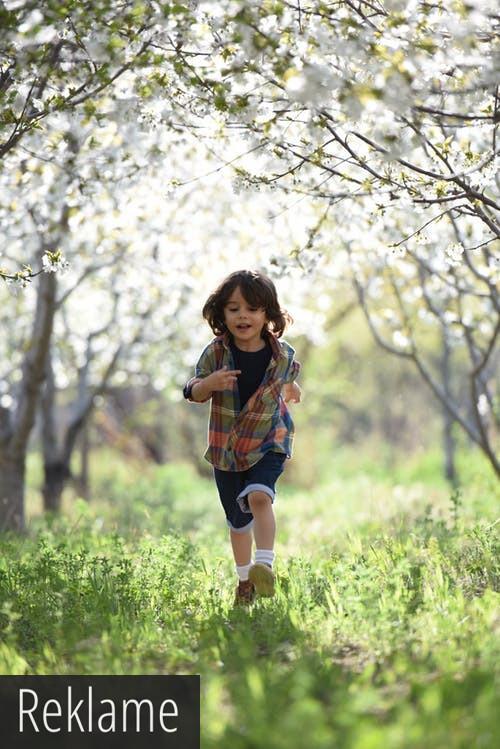 Sådan sikrer du god stil til dit barn