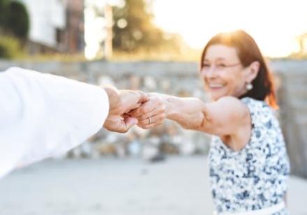 Sådan kan du holde dig moderne over 70