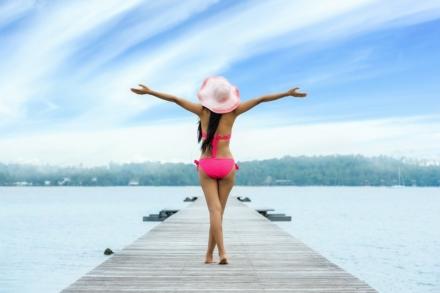 Sådan får du en permanent hårfri bikinilinje