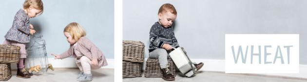 Wheat børnetøj – lækkert skandinavisk design