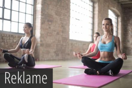 Yoga er sundt
