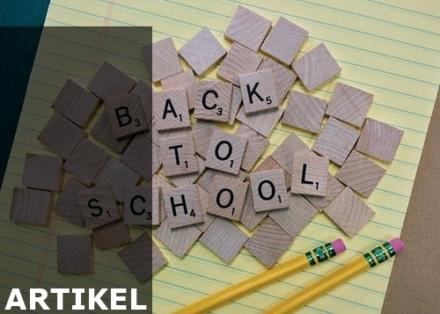 Guide: Bliv klar til skolestart med stil