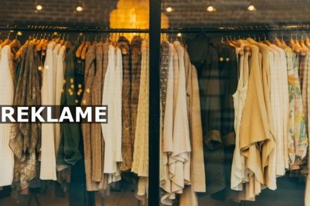 Sådan sælger du bedst dit brugte tøj