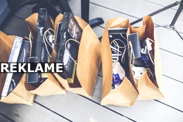 Tag på shopping i København