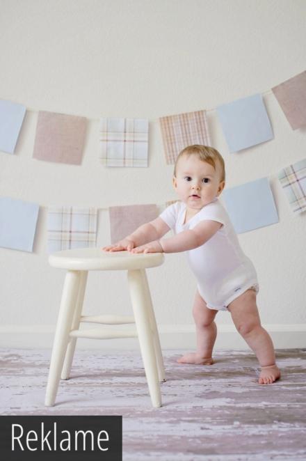 Aktivitetsstativer udvikler din babys sanser