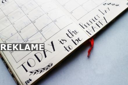 Opnå et bedre overblik med en fashionabel kalender