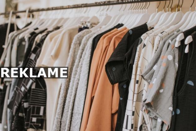 Mangler du nyt tøj? Spar penge ved at købe det på Black Friday!